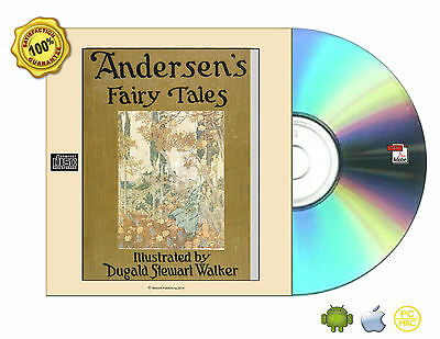 Fairy Tales of The World Collection Books thousand of pages On CDROM