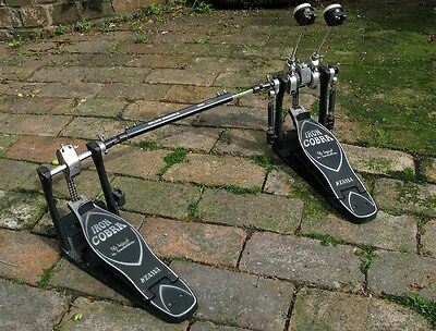 Tama Iron Cobra HP900PTW Double Kick Pedal (INCLUDES CASE)