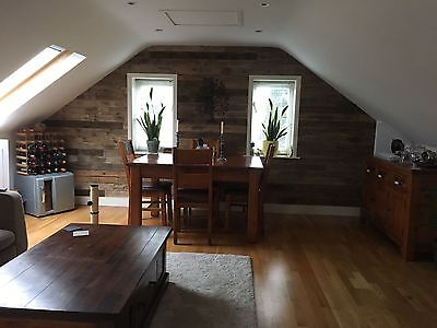 reclaimed pallet wood Cladding Timber Feature Wall