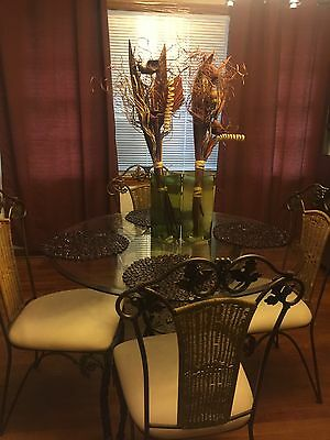 5 pc Dining Table Set (local pickup only)