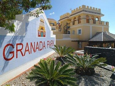 £99 - 7 Night Family Holiday at the gorgeous Granada Park Resort in Tenerife