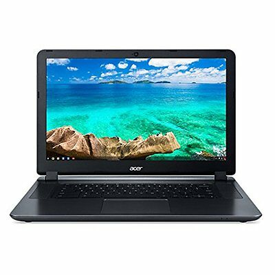 "Acer CB3-531-C4A5 Intel Dual Core Chromebook 15.6"" 2GB Memory, 16GB Hard Drive"