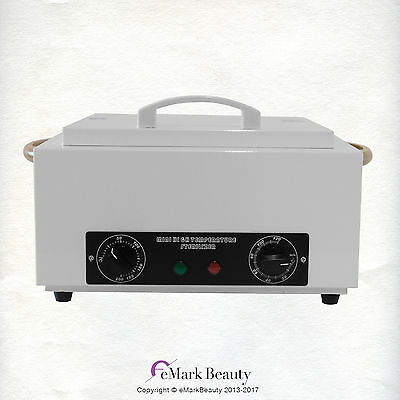 Dry Heat Mini High Temperature Sterilizer Tattoo Sterilizer Insturment