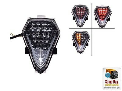 New Rear Led Light Lamp With Indicators For Yamaha Yzf-R6 2008 - 2009