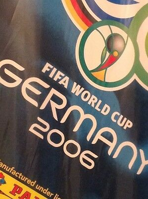 Panini 2006 Germany World Cup Original Complete SEALED MINT ⚽️ No scores written