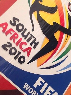 Panini 2010 South Africa World Cup Original Album **SEALED MINT ⚽️ +All Stickers