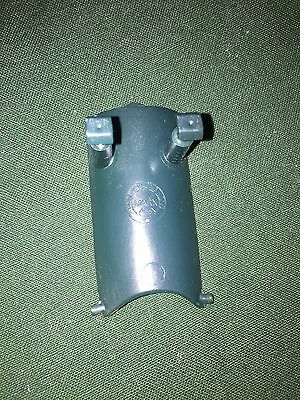 1968 Hess Tanker Truck, Battery Cover, rare, vintage, collectible, Marx Toys !