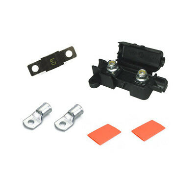 Single Midi Fuse Holder Kit 60 Amp suit Redarc BCDC1240D BCDC1240LV Dual Battery