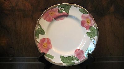 Set of 8 Franciscan Desert Rose Salad Plates 8""
