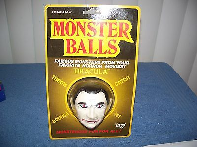 Vintage Dracula Monster Balls by Illco