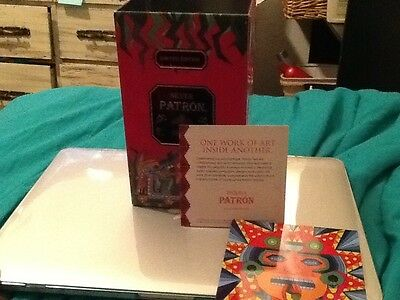 Patron *Limited Edition* tin Aztec inspired design