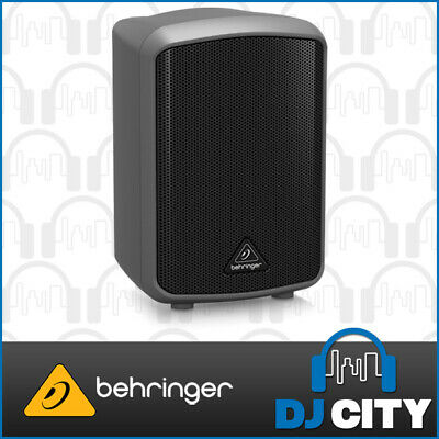Behringer MPA30BT Portable PA Karaoke Speaker - Bluetooth & Rechargeable Battery