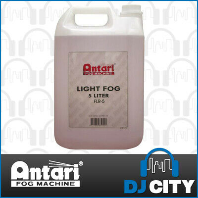 Antari FLR-5 Light Fog Fluid for Antari Smoke Machine & Fazers - Water Based