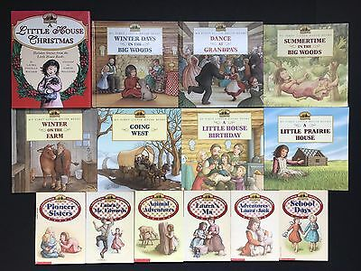 Lot 14 My First Little House Picture Books & Chapter Books Laura Ingalls Wilder