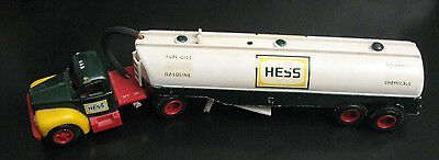 Wow! Original 1964 HESS Tank Trailer Truck, with Hose! **VERY NICE!!*