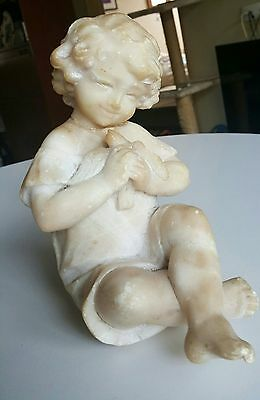 alabaster sculpture 1930s
