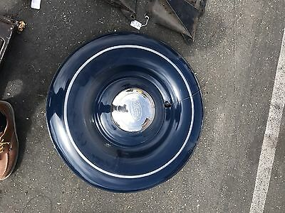 1936 Ford Spare Tire Cover