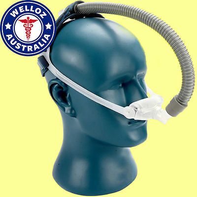 CPAP Mask | Nasal Pillow | Sleep Apnea | Fits all CPAP Machines