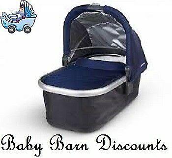 NEW Uppababy Vista/Alta 2015 Bassinet - Blue from Baby Barn Discounts