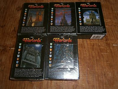 Warlords SSG (ICE) CCG Faction deck **NEW**