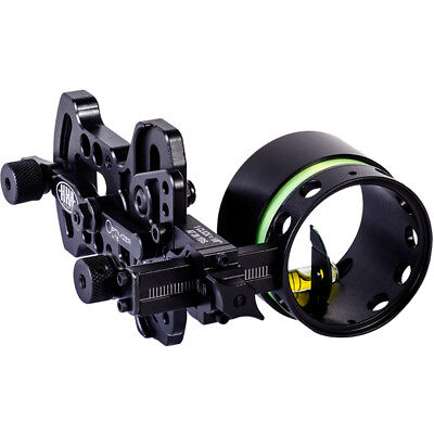 HHA Optimizer Lite King Pin - KP-XL5519 - Single pin bow sight archery hunting