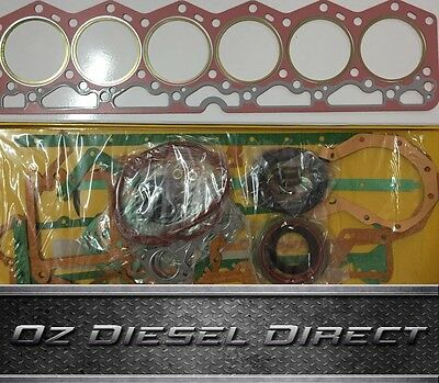 6D105 S6D105 Complete New Gasket kit for Komatsu PC200-3 PC200LC-3