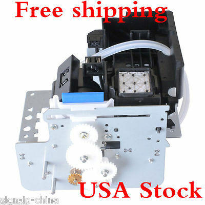 US Stock-HOT! Mutoh VJ-1604 / VJ-1204 Solvent Resistant Pump Capping Assembly