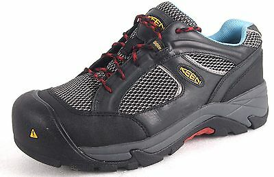 Keen Men's Albany Composite Toe Safety Leather Work Shoes 1008304--Special