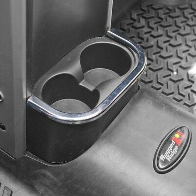 Cup Holder-Accent Rugged Ridge 11156.18 fits 07-10 Jeep Wrangler