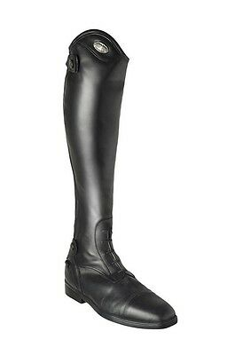 Parlanti Miami 39 XLH+  Long Leather Riding Boots  Brand New