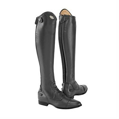 Parlanti Dallas  40S+  Long Leather Riding Boots  Brand New