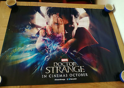 Image result for doctor strange cinema quad poster