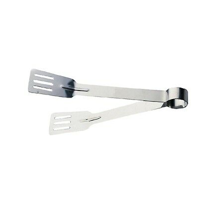 Vogue Sandwich Tongs 9 inch Stainless Steel Kitchen Food Serving Utensil