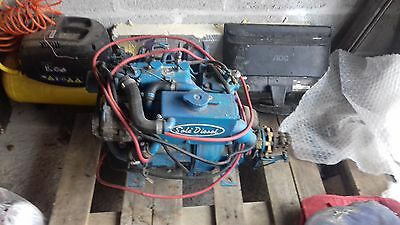 sole diesel marine boat engine 11HP