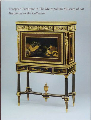 Antique European Furniture -Nice Metropolitan Museum of Art Collection Catalog