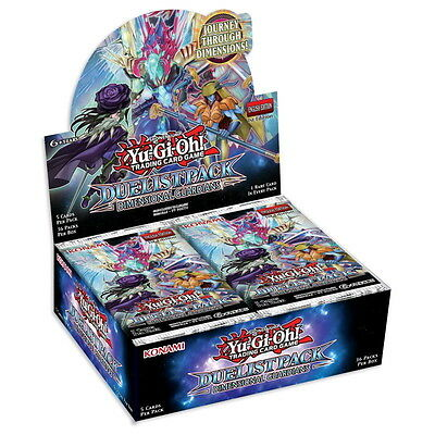 Yu-Gi-Oh! - Dimensional Guardians Duelist Pack 36 Booster Display -  YUGIOH NEW