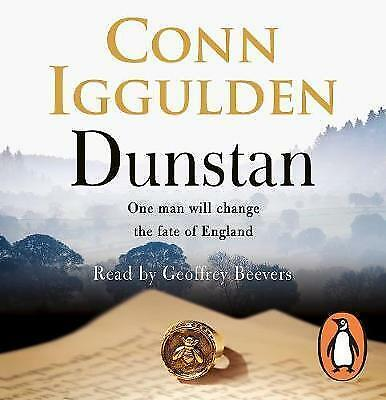 Dunstan: One Man Will Change the Fate of England by Conn Iggulden (CD-Audio,...