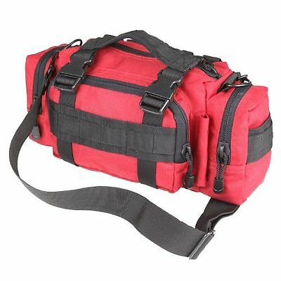 CONDOR 127-010 Deployment Bag MOLLE/PALS Tactical Medic Utility Red