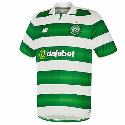 CELTIC FC home shirt 2016/2017 short sleeve - adult size large THE INVINCIBLES
