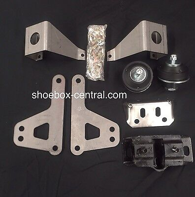 1949 1950 1951 Ford Small Block Ford Engine Mount Conversion Kit