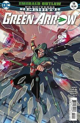 Green Arrow #14 (Vol 5)
