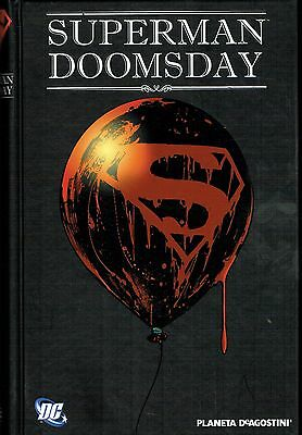 SUPERMAN Doomsday ABSOLUTE ed.Planeta de Agostini sconto 30% FU06