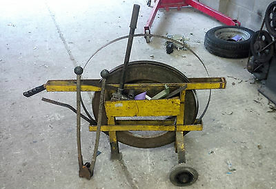 Heavy Duty Steel Bander / Metal Strapping Pallet Band Tool