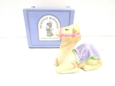 """CAMEL"" -  from  Vintage AVON 1986 Heavenly Blessings Collection w/Original Box"