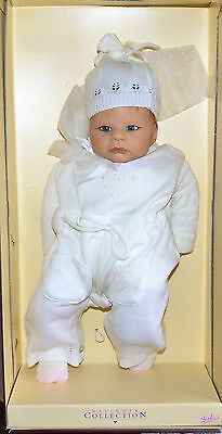 "Zapf Designer Collection 19"" Baby Doll Vivian von Cathariena Teunissen in Box"
