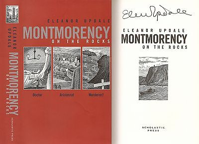 Eleanor Updale - Montmorency on the Rocks - Signed - 1st/1st