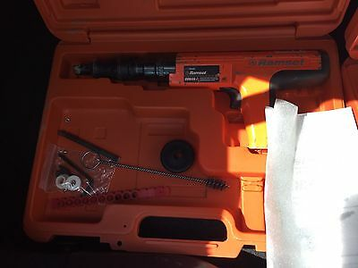 Ramset Cobra Plus .27 Caliber Semi Auto Powder Actuated Fastener Tool