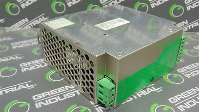 USED Phoenix Contact QUINT-PS-100-240AC/24DC/5 Power Supply 24VDC 5A