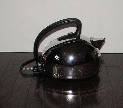 Vintage General Electric Chrome Kettle K487B