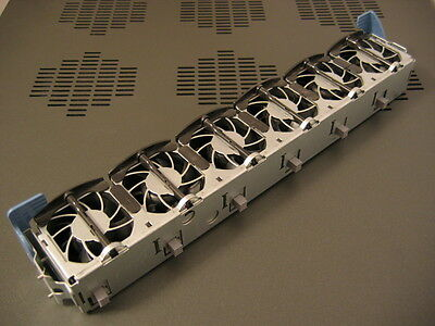 HP Chasis + ventiladores 279179-002 • Original de HP Proliant DL380 G4, DL380 G3